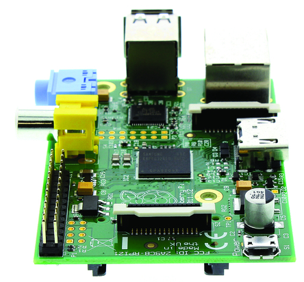 Raspberry Pi Type B 512MB