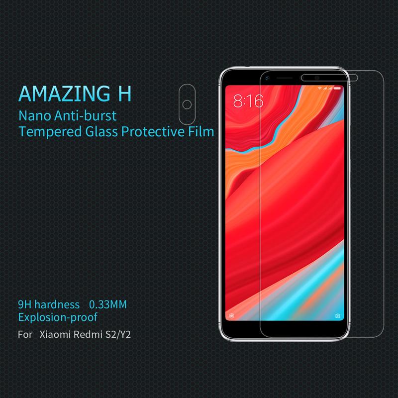 ฟิล์มกระจกนิรภัย Xiaomi Redmi S2