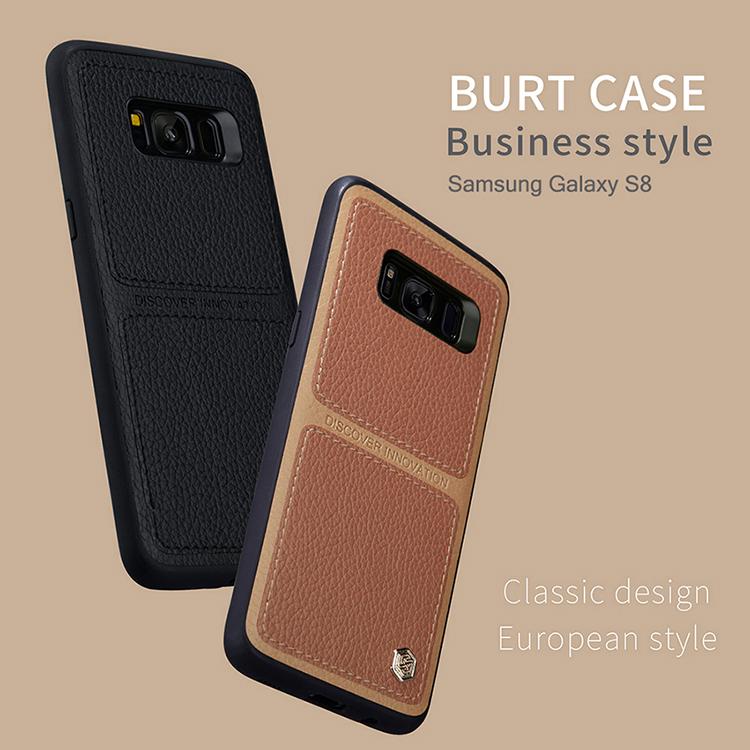 เคสมือถือ Samsung Galaxy S8 รุ่น Burt Case Business Style