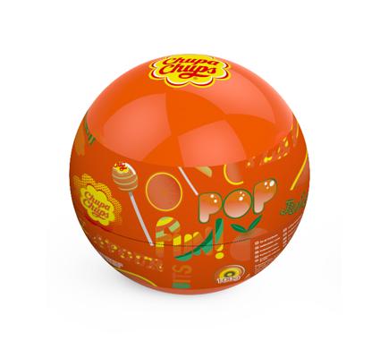 Chupa Chups เจลน้ำหอมปรับอากาศ กลิ่น Orange (ส้ม)