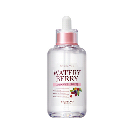 SkinFood Watery Berry Ampoule [ Light ] 60ml