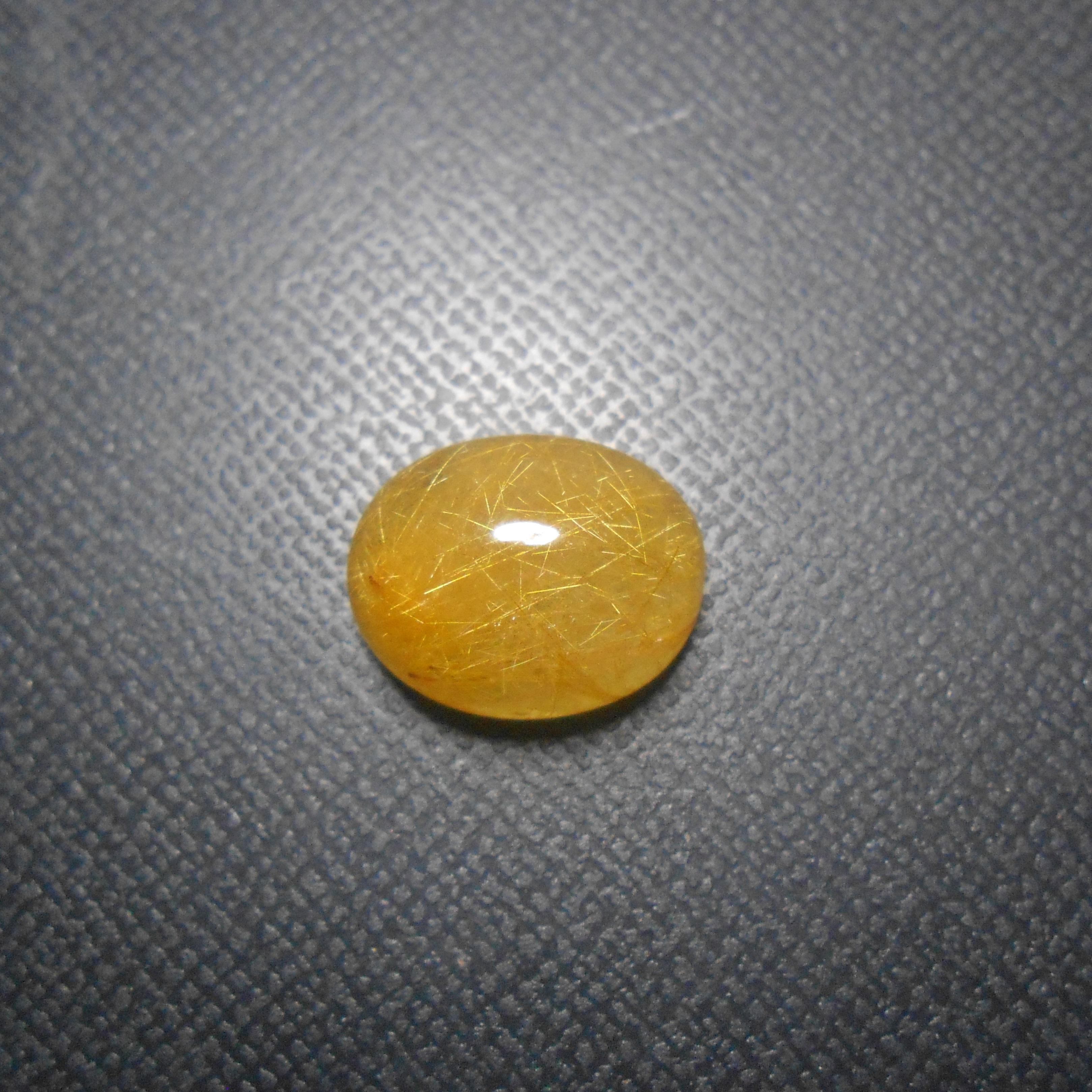 แก้วไหมทอง เส้นสวย ขนาด 1.6x 1.3 mm