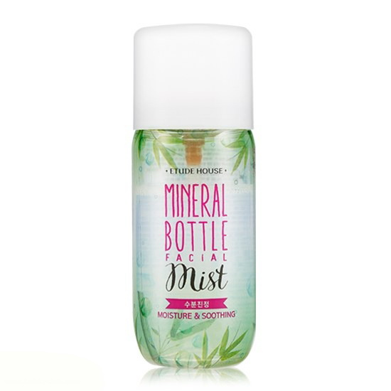 Etude House Mineral Bottle Facial Mist Moisture & Soothing 45ml
