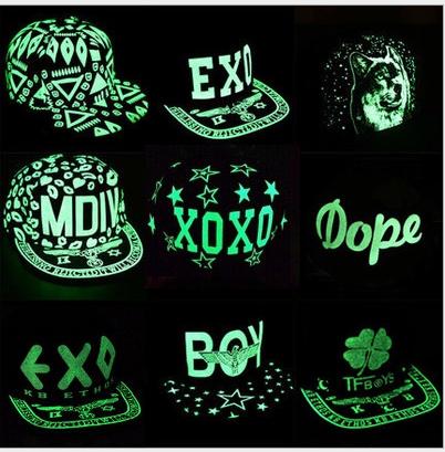 หมวกเรืองแสง