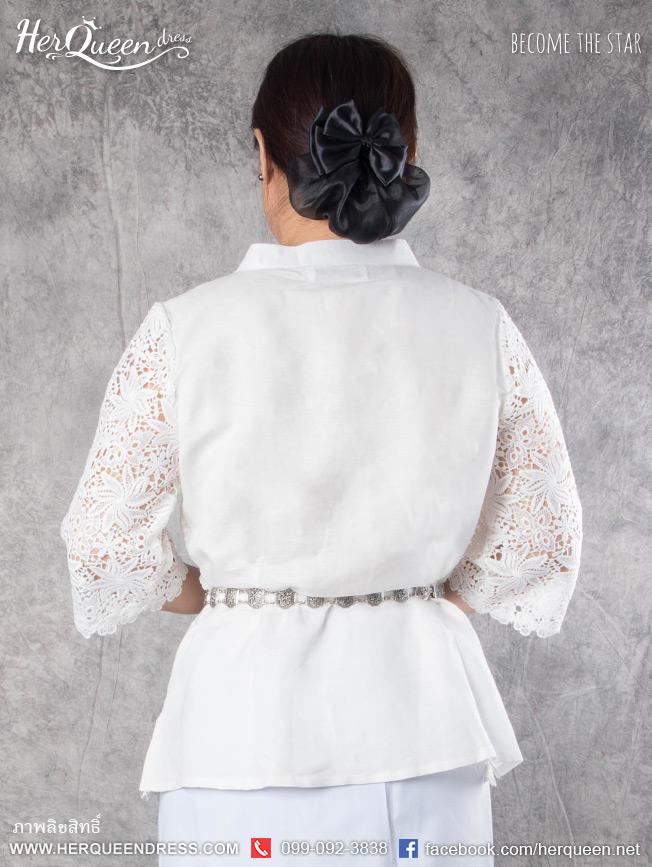 ชุดขาว