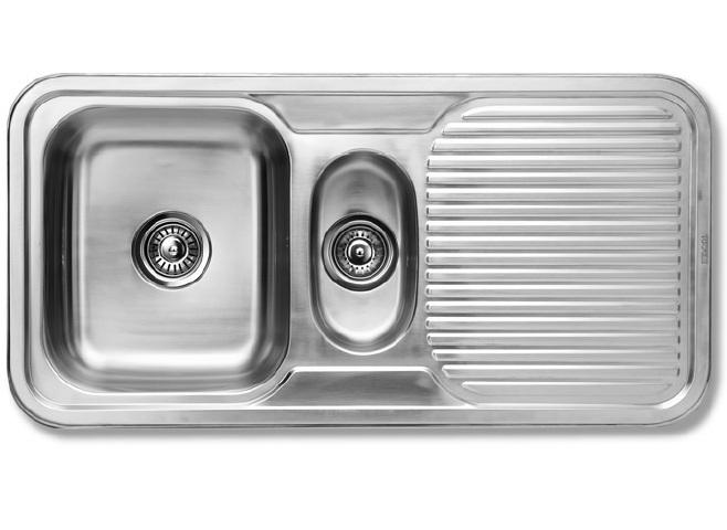 อ่างล้างจาน HAFELE รุ่น ND-851T-LHB
