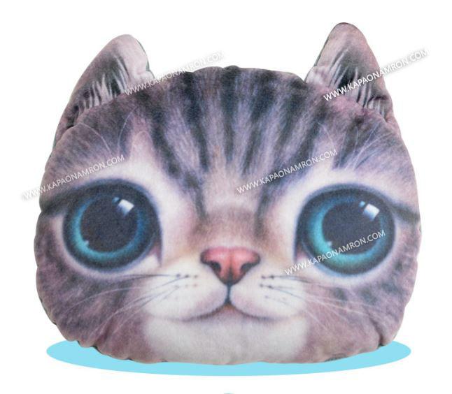 พร้อมส่ง กระเป๋าน้ำร้อนไฟฟ้า ถุงน้ำร้อนไฟฟ้า น้องแมวเหมียวตาหวาน เบอร์1 ถอดซักได้