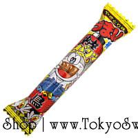 พร้อมส่ง ** Umaibou Yakitori ข้าวโพดอบกรอบแบบแท่ง รสไก่ย่าง