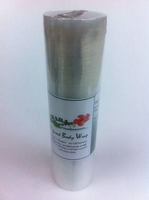 (ซื้อ 1 ม้วน ฟรีอีก 1 ม้วน) Body Wrap ฟีล์มพันผิวลดกระชับสัดส่วน ใช้คู่ออยสปาขิงหรือครีมนวดได้ทุกชนิด ขนาด 25 เมตร