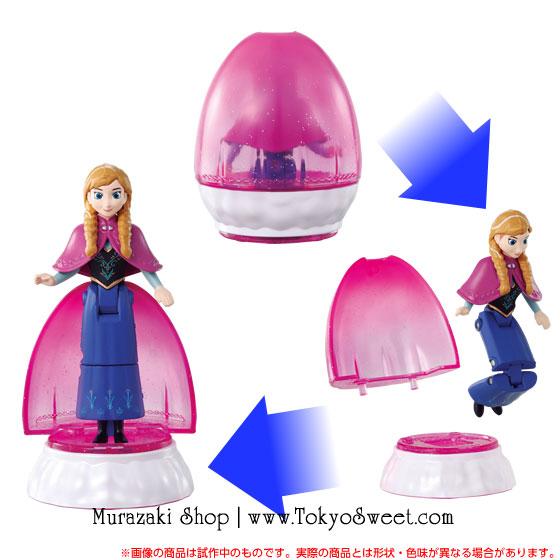 พร้อมส่ง ** Egg Stars - Frozen Anna ของเล่นไข่แปลงร่างเป็นแอนนา จากการ์ตูนเรื่องโฟรเซ่น
