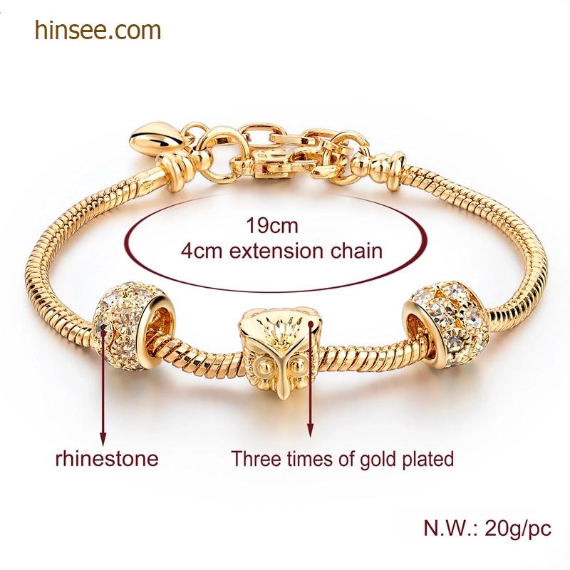 ข้อมือมูลาโน Murano glass beads Gold plateed