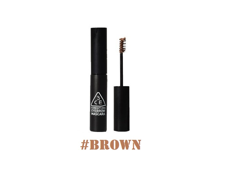 ++Pre order++ 3 CONCEPT Eyebrow Mascara no. Brown