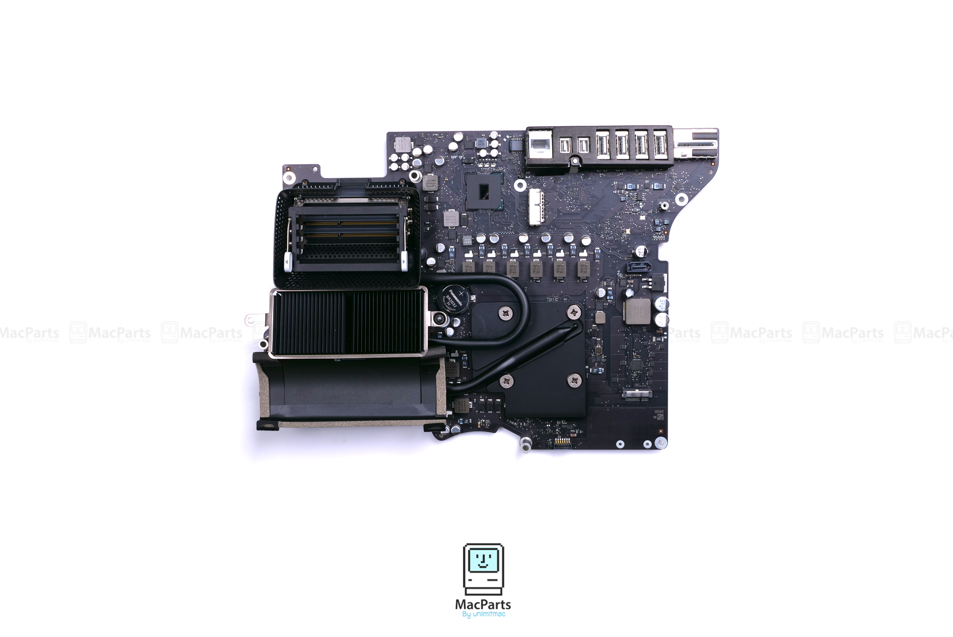 661-03175 MLB, 3.3GHz, Quad Core, 2GB, i5 iMac (Retina 5K, 27-inch, Late 2015) NO CPU
