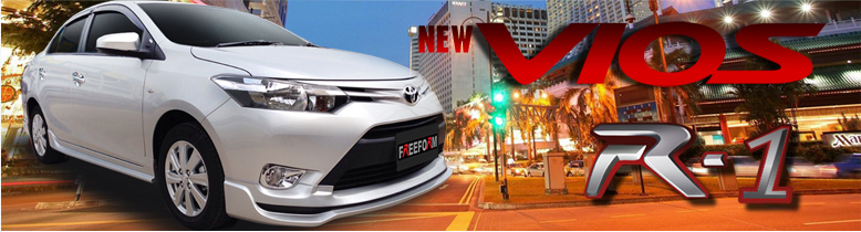 ALL NEW VIOS R-1 By FreeForm