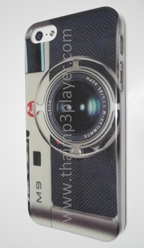 เคสมือถือ IPhone 5,5s กล้อง Camera Leica