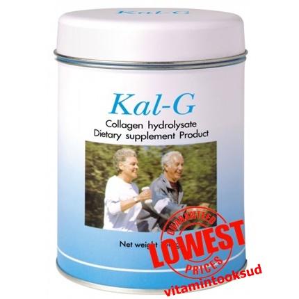 KAL-G 150 กรัม อาหารเสริมบำรุง แก้ปวดข้อ ราคาถูก ส่งฟรี