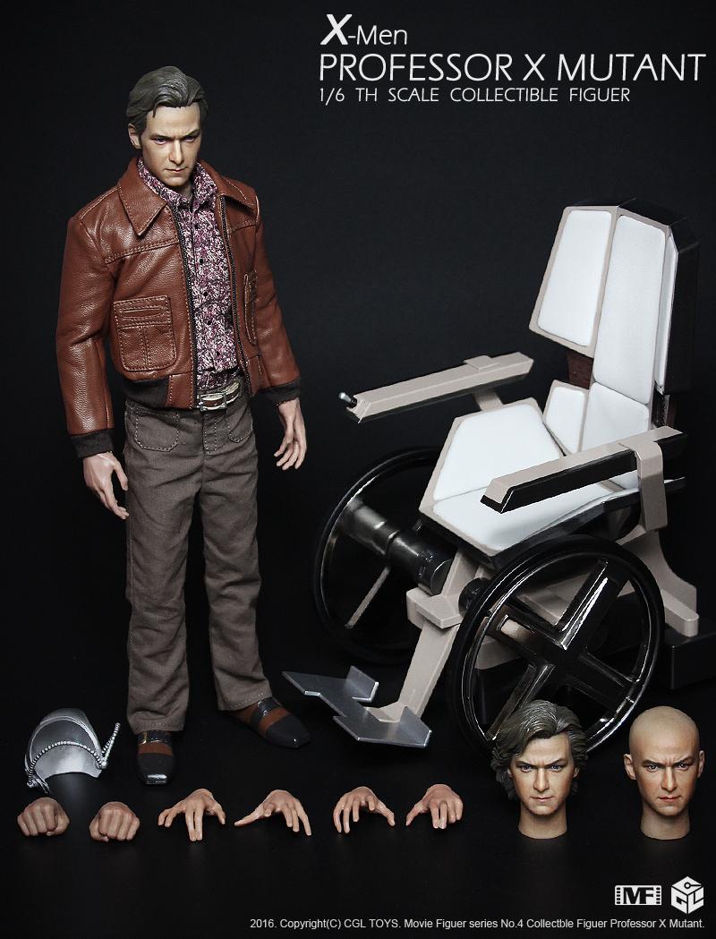 CGLTOYS MF04 X-men Professor X Mutant