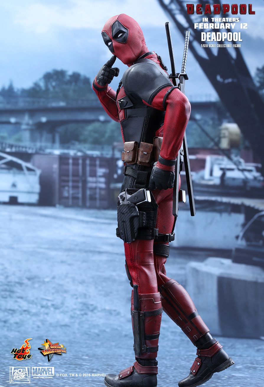 Hot Toys MMS347 DEADPOOL - DEADPOOL