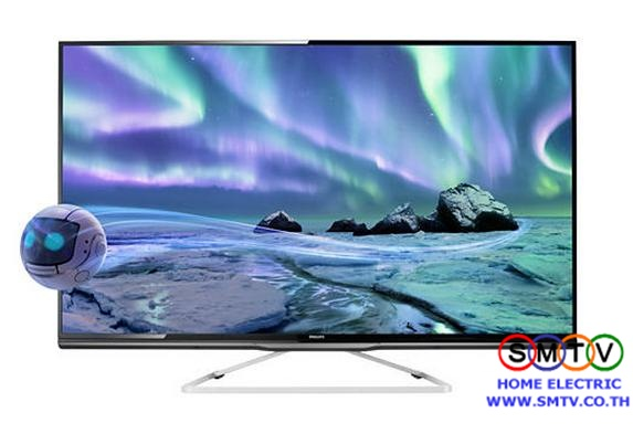 LED 3D SMART TV : PHILIPS รุ่น PHL-50PFL5008S/98