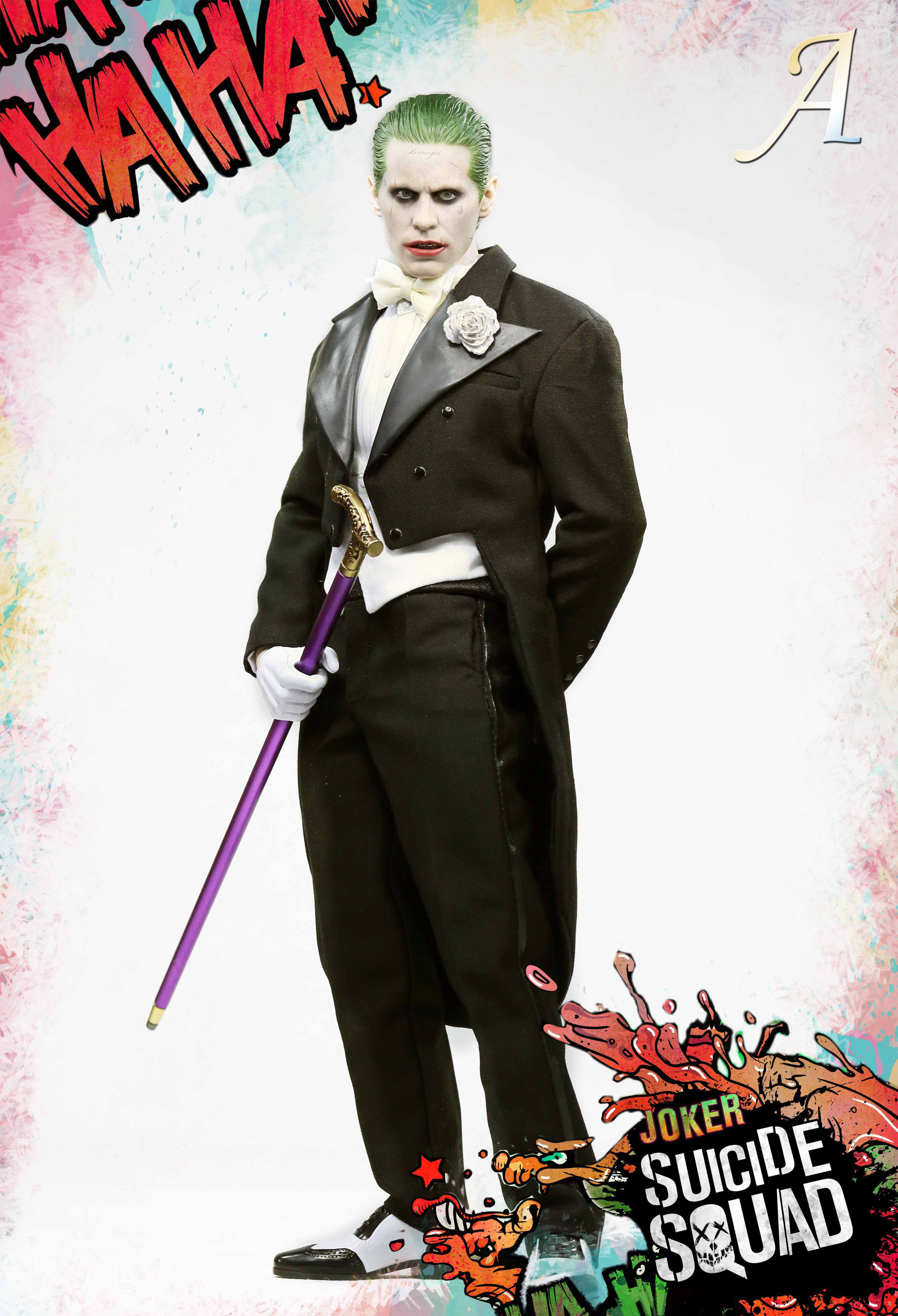*Stop supply* ACPLAY AS43A / AS43B /AS43C 1/6 Joker Suicide Squad