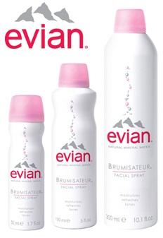 Evian facial spray สเปรย์น้ำแร่เอเวียง