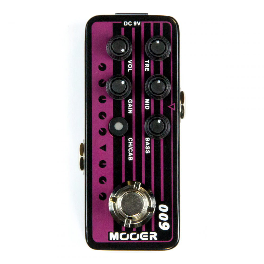 Mooer Micro Preamp 009 Blacknight - ENGL Blackmore
