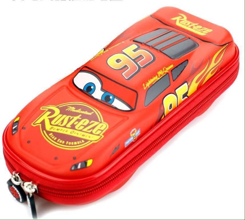 กล่องดินสอ Cars คาร์สีแดง