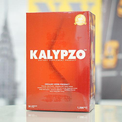 Kalypzo Cap คาลิปโซ่ แคป ลดน้ำหนักกระชับสัดส่วน แคปซูล