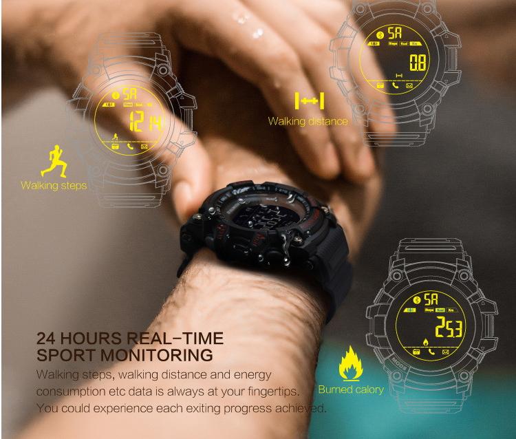 นาฬิกาอัจฉริยะ SmartWatch EX16