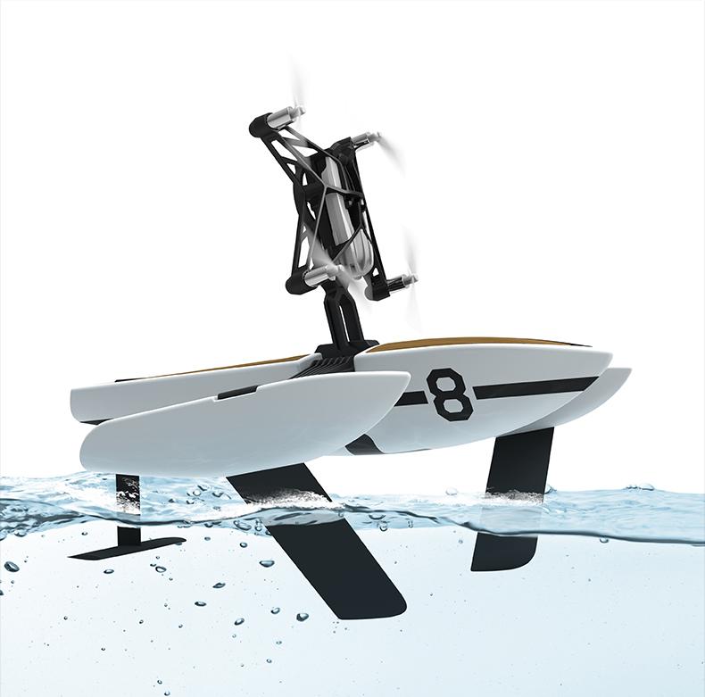 โดรนเรือ Parrot Hydrofoil Hybrid Drone
