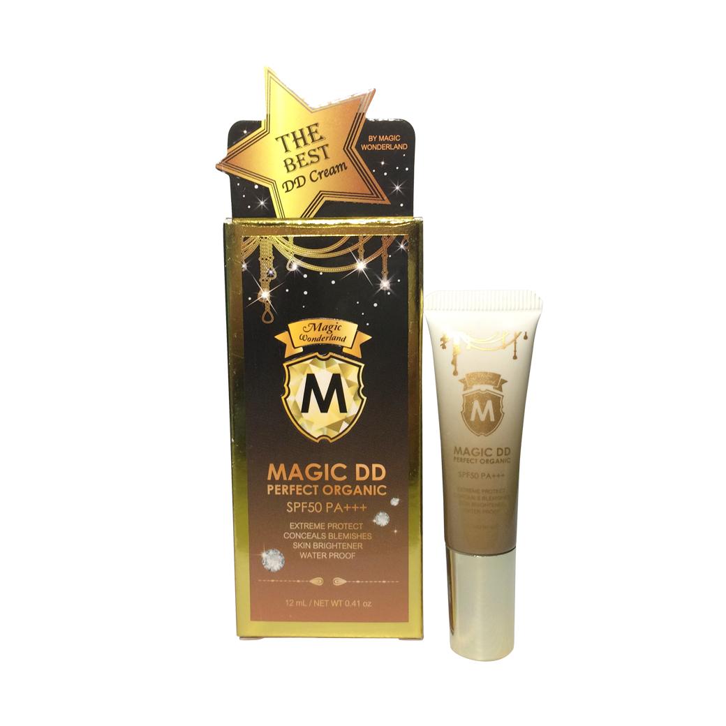 MAGIC DD PERFECT ORGANIC by Magic Wonderland เมจิค ดีดี คร...