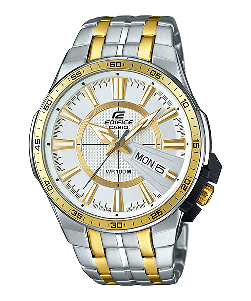 Casio EDIFICE 3-HAND ANALOG รุ่น EFR-106SG-7A9V