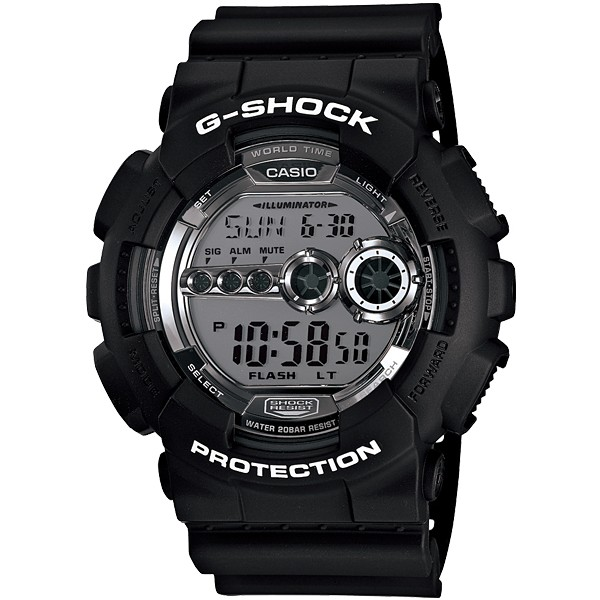 Casio G-Shock รุ่น GD-100BW-1DR