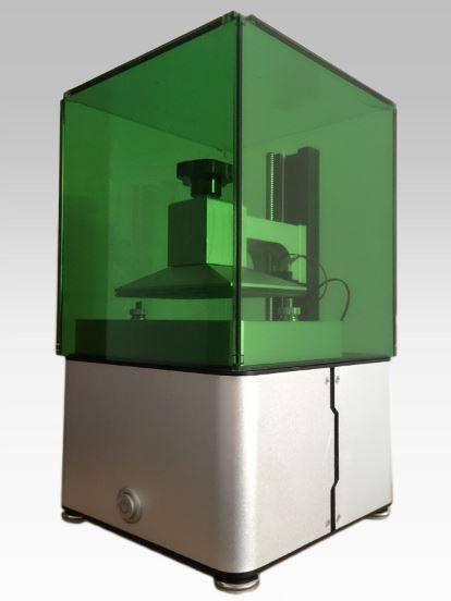 เครื่่องพิมพ์สามมิติ UV LCD Resin
