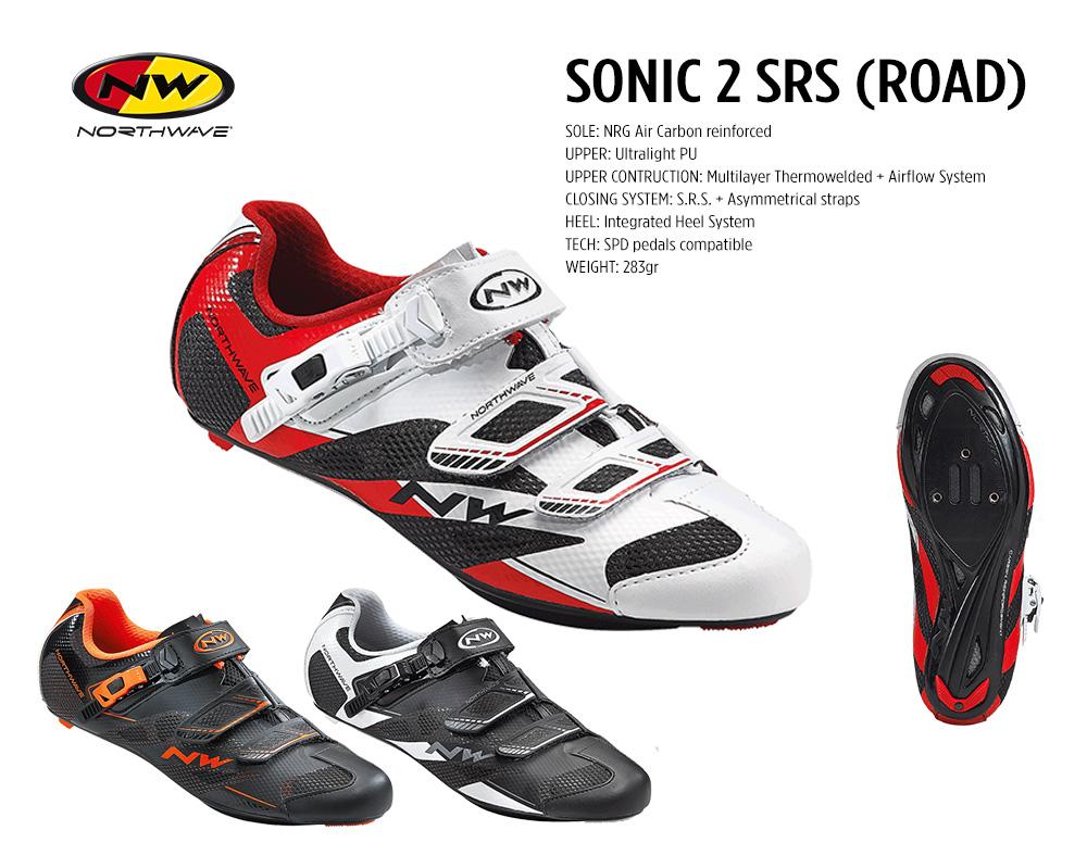 รองเท้าเสือหมอบ NORTHWAVE SONIC 2 SRS