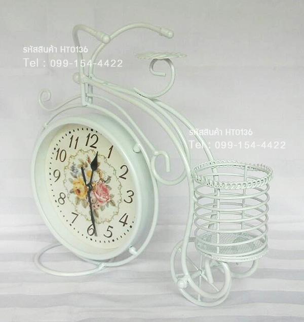 นาฬิกาวินเทจตั้งโต๊ะ