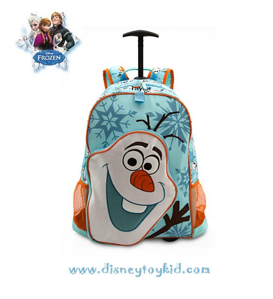 Olaf Rolling Backpack Personalizable