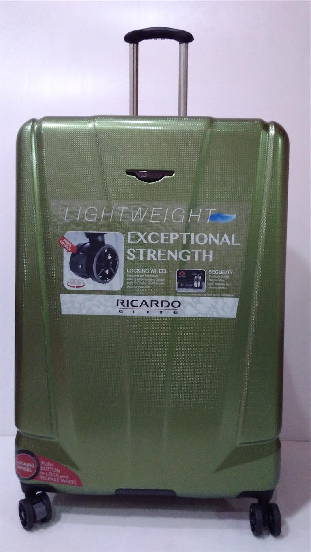 กระเป๋าเดินทางล้อลาก Ricardo ขนาด 30 นิ้ว แบรนด์ดังในอเมริกา