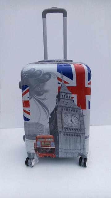 กระเป๋าเดินทาง 20 นิ้ว ลายปารีส