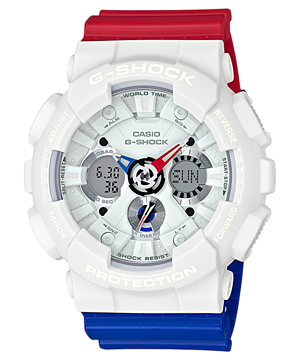 Casio G-Shock Limited Tricolor series รุ่น GA-120TRM-7A