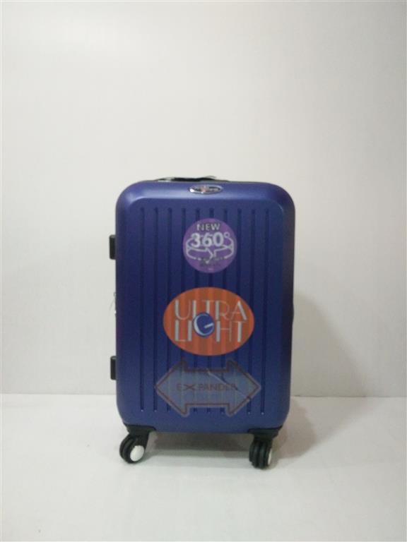 กระเป๋าเดินทาง ล้อลาก 20 นิ้ว สีกรม