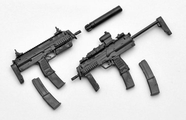 LittleArmory LA009 1/12 MP7A1 Type Plastic Model(Pre-order)
