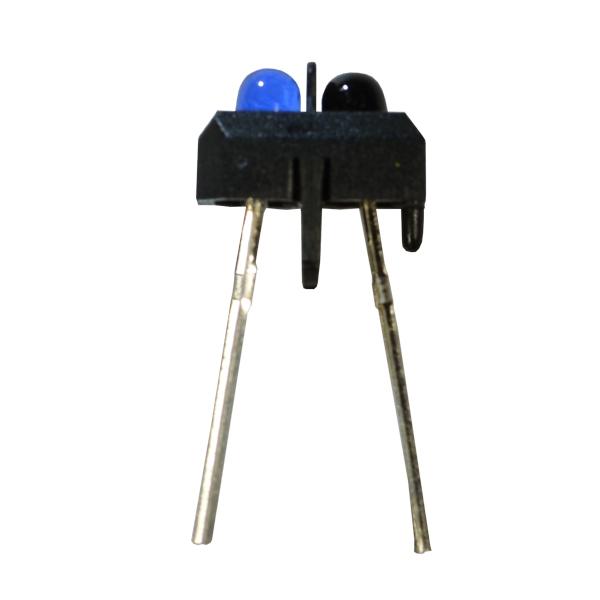 เซ็นเซอร์สวิตช์แสง TCRT5000L TCRT5000 Reflective Infrared ตรวจจับเส้นขาวดำ