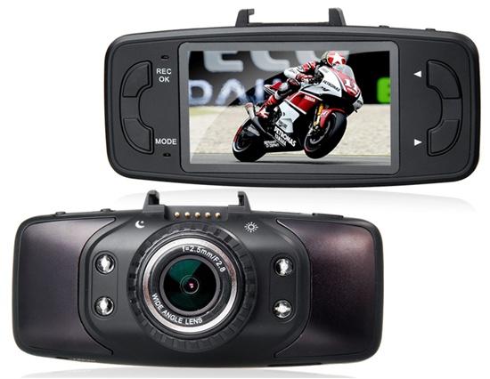กล้องติดรถยนต์ GS9000L 1080P Full HD
