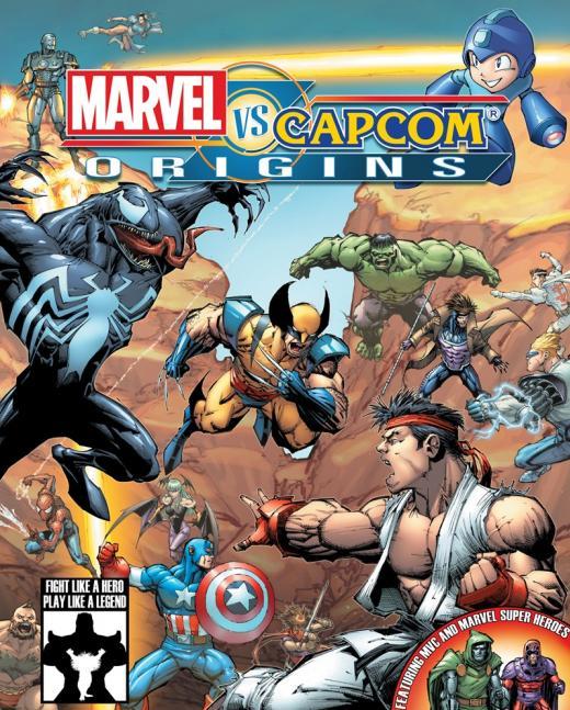 Marvel Vs Capcom Origins [XBLA][RGH]