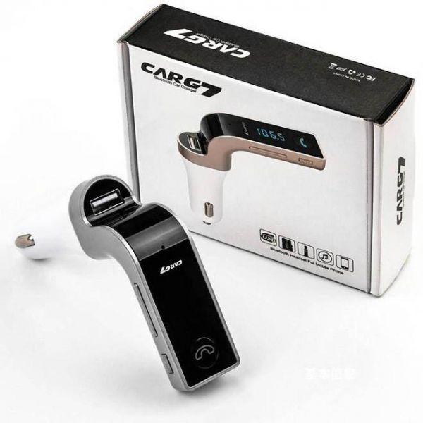 Bluetooth Car Charger FM Modulator CARG7 ของแท้