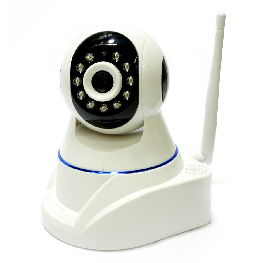 P2P กล้องวงจรปิด ไร้สาย ip camera HD 720 รุ่น K8040 –ส่งฟรี EMS