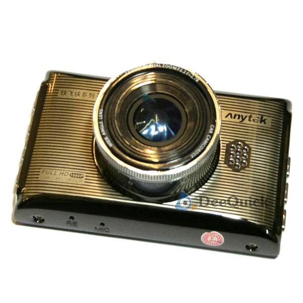 กล้องติดรถยนต์ Anytek รุ่น X6