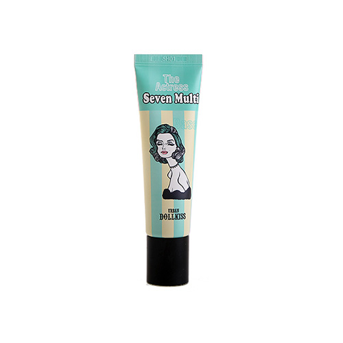 Urban Dollkiss The Actress 7 Multi Base (SPF50+,PA+++)