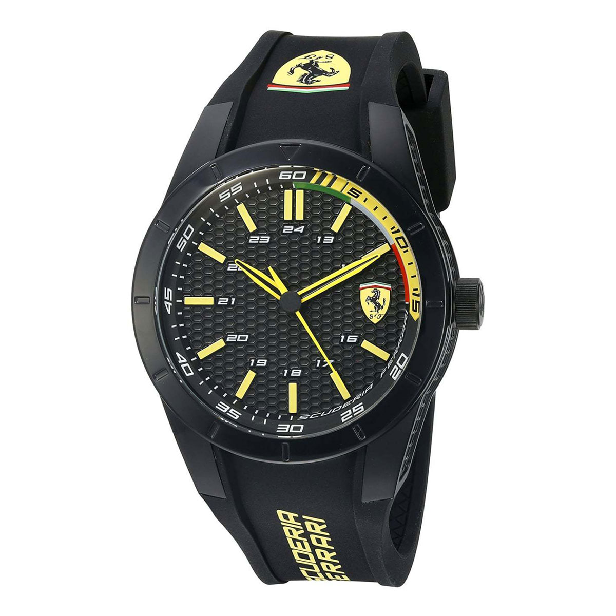 นาฬิกาผู้ชาย Ferrari รุ่น 0830302, Redrev